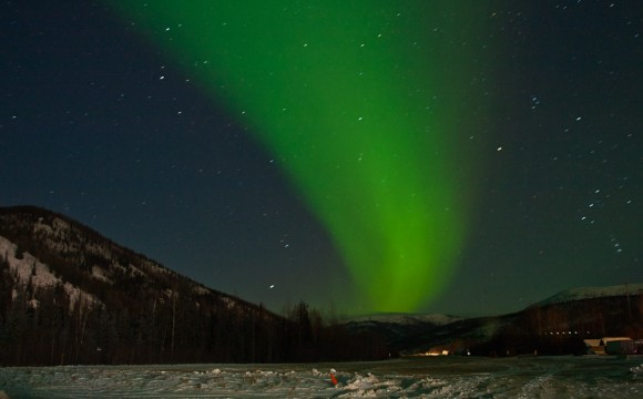 Northern Lights at Chena Springs
