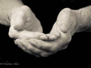 my mother's hands, my mother's hands, Mother's receiving hands with Parkinson's Disease