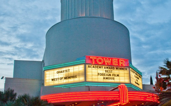 Happy Birthday Tower Theatre!