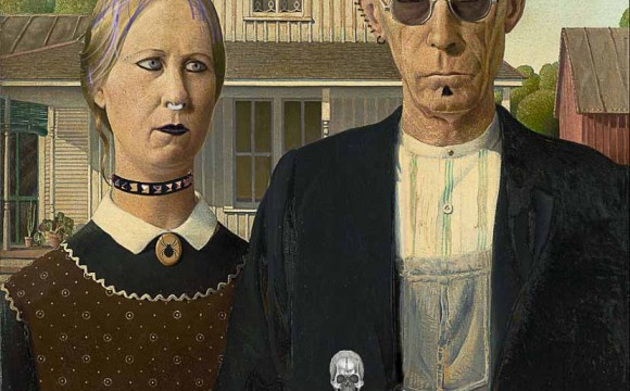 American Gothic 2014