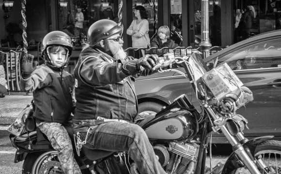 Grass Valley Toy Run