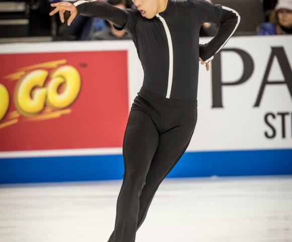Nathan Chen figure skater olympian u.s. national figure skating championships san jose allan