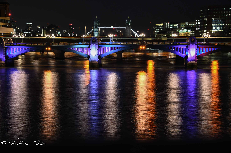 Southwark and Tower Bridges
