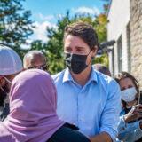 7 Muslim woman selfie Eva James Community Centre Prime Minister Justin Trudeau-1449