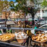 Protest, Bakery, Girls Fort-de-France