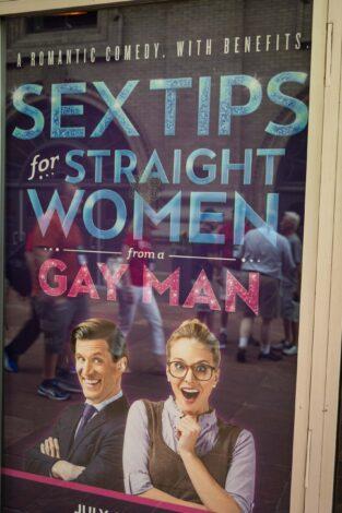 Sex Tips Poster at GALA