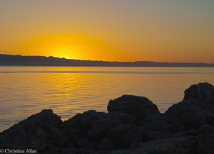 Salton Sea Sunrise 2