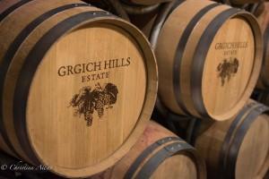Grgich Hills Casks