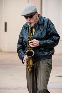 Sax Player
