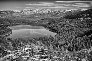 McGlashan Point, Donner Vista