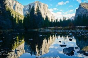 El Capitan and Reflection