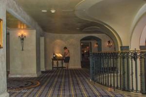 Hallway, Banff Springs Hotel