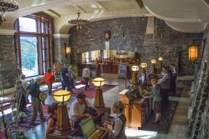 Lobby, Banff Springs Hotel