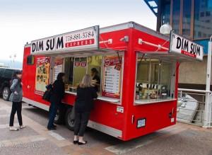 Dim Sum Food Truck