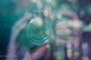 Selfie with Lensbaby