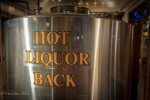 Hot Liquor Back at the Rock Bottom Restaurant