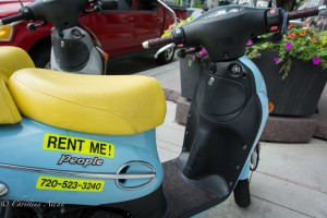 Scooter for Rent