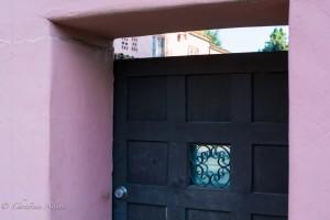 1225 45th Street Pink Door
