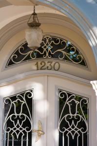 1230 45th Street Front Door House