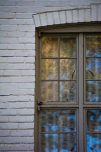 1341 Reagan Governors House Window