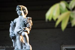 3821 T Street Statue