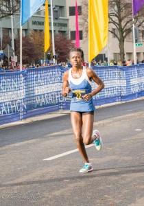 Jane Kibii - Second Place