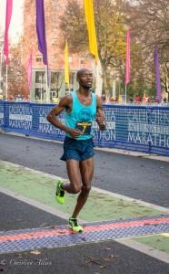 Jordan Chipangama -Second Place