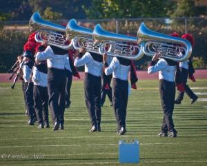 Marching Tubas