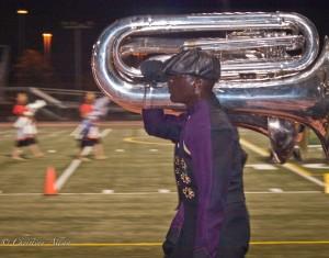 Tired Tuba Player