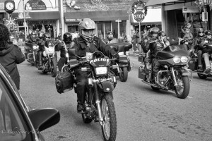 Police-Motorcycles-Grass-Valley-Toy-Run-black-and-white-DSC8858-Edit