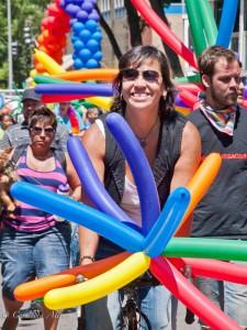 Gay-Pride-Sacramento-balloons-girl-June-2013