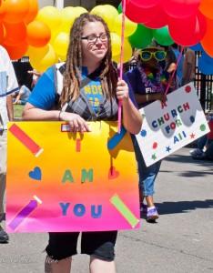 Gay-Pride-Sacramento-girl-I-Am-You-June-2013