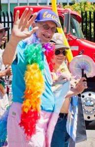 Gay-Pride-Sacramento-waving-old-man-June-2013