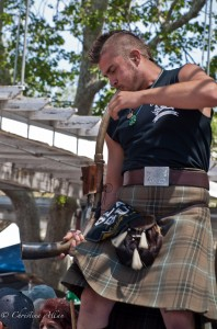 horn-player-sacramento-valley-scottish-games