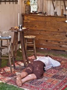 young-man-napping-sacramento-valley-scottish-gamesORF