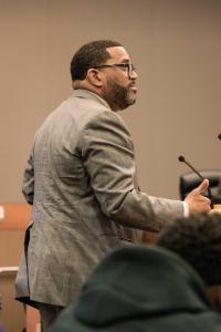 Rashid Sidqe Clark police shooting City Council Meeting  sacramento allan 432018 DSC 9382-