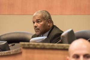 Rick Jennings Stephon Clark police shooting City Council Meeting sacramento allan 432018DSC 9385