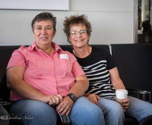 GALA Denver Sacramento Women's Chorus drew and robin richie smf airport
