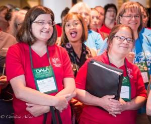 GALA Denver Sacramento women's chorus roma commission rehearsal