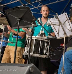 GALA Denver drummer flashmob
