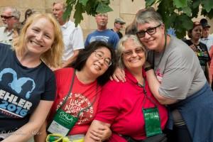 GALA Denver Sacramento Women's Chorus flashmob