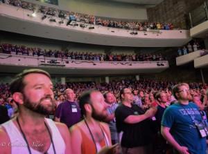 GALA Denver Finding Oz Columbus Gay Mens Chorus audience