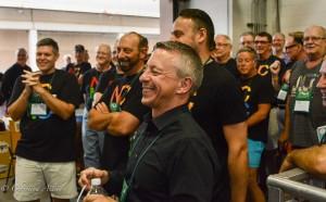 GALA Denver mens group laughing