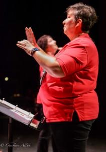 GALA Denver Sacramento Women's Chorus Buell Tech Robin Richie Director
