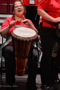 GALA Denver Sacramento Women's Chorus Buell Tech Ali Lippman