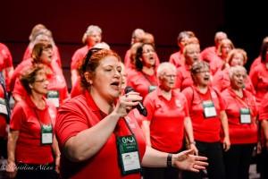 GALA Denver Sacramento Women's Chorus Buell Tech Amy Browne