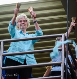 GALA Denver Performing Arts Center Colorado Choruses Bell ringer