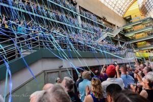 GALA Denver Performing Arts Center Colorado Choruses streamers