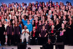 GALA Denver Sacramento Women's Chorus Bellco Roma Commission
