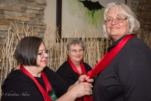 GALA Denver Sacramento Women's Chorus Embassy Suites Hotel Susan Sprague Patricia Leanna